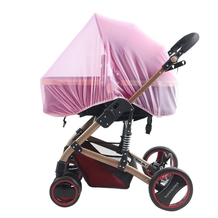 Summer Outdoor Baby Infants Buggy Pram Mosquito Net Pushchair Stroller Fly Insect Cover Protector Cover