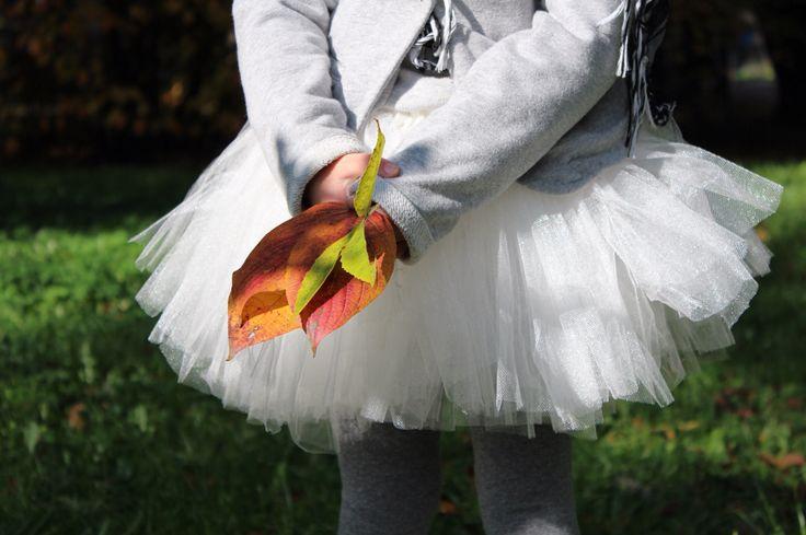 Autumn ballerina