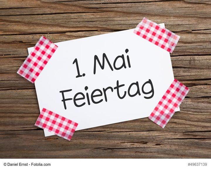 Wünsche allen Kunden und Besuchern einen schönen 1. Mai Feiertag! - http://ift.tt/1HQJd81