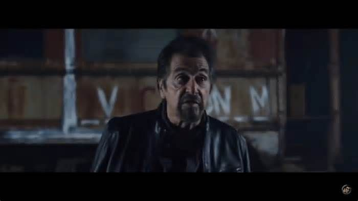 """Al Pacino finds himself playing a deadly game of 'Hangman' (VIDEO) The film also stars Karl Urban, Brittany Snow, Sarah Shahi and Joe Anderson. The synopsis of the film reads: """"Decorated homicide detective Ray Archer (Pacino) and his partner, criminal profiler Will Ruiney, (Urban) are tasked to catch one of the city's ..."""