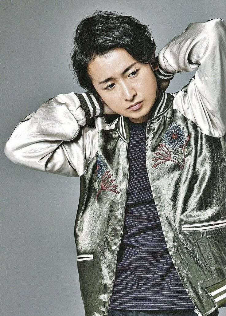 Are you happy? 大野智