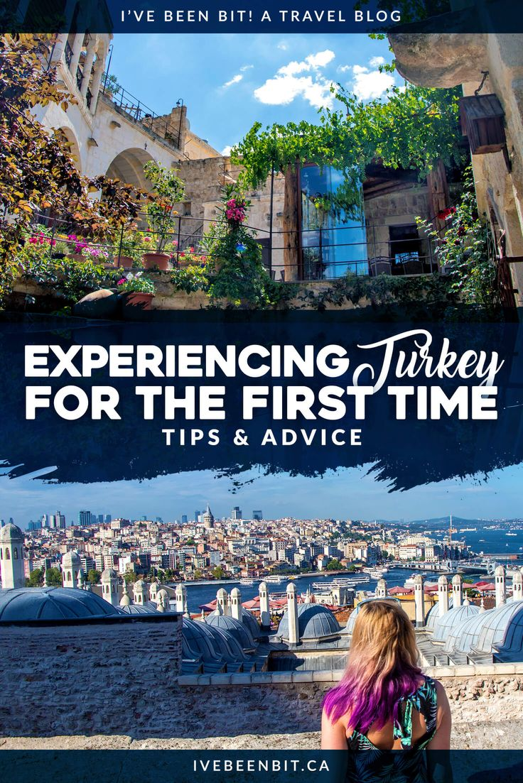 Tips for Visiting Turkey for the First Time #travel