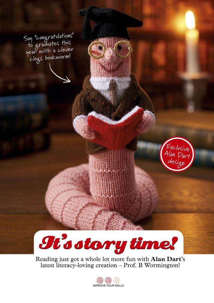 Simply Knitting May 2017 - 轻描淡写 - 轻描淡写