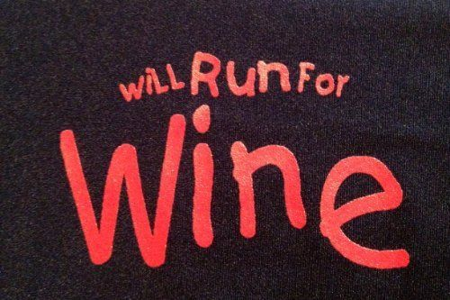 """4Head Headbands By Hippie Runner. Will Run For Wine. No Slip, No Drip Headbands For Running, Walking, Exercise. Buy Four, Get One Free! (Black) by Hippie Runner. $7.00. Item Design: Will Run For Wine. These """"No Slide/No Sweat"""" headbands stay in place and keep the sweat out of your eyes while running, walking, exercising, chilling at the beach, bicycle or motorcycle riding or just out and about. Made of stretchy Nylon Spandex, 4Head Headbands are comfortable for all head siz..."""