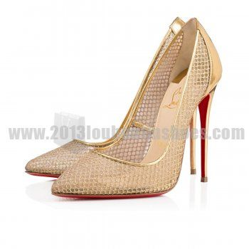 Purchase Follies Resille Fishnet 120mm Gold In Our Store And Enjoy The Best Services