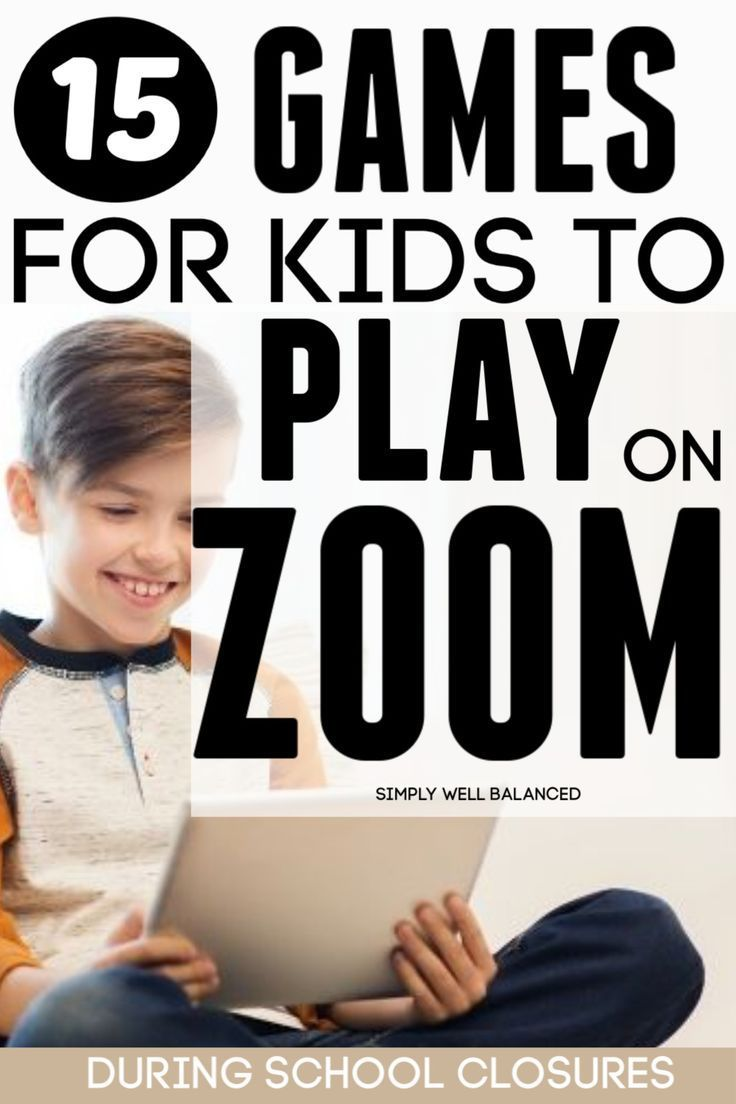 15 Perfect Games For Kids To Play With Friends On Facetime Fun Games For Kids Games To Play With Kids Virtual School