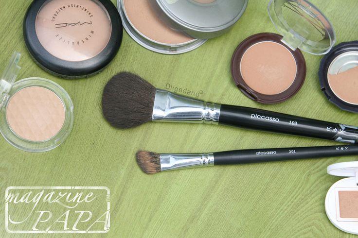 #oligodang #cosmetic #makeup #hair #K-beauty 올리고당 메이크업 맥 슈에무라 파우더/쉐이딩 브러쉬
