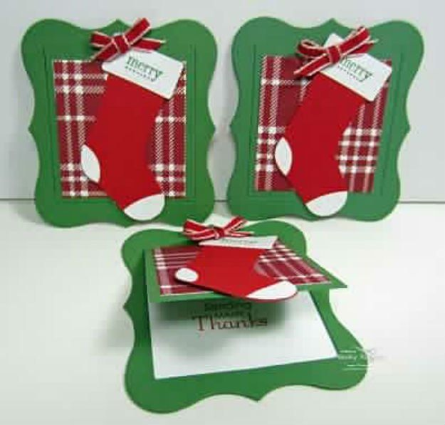 22 Awesome DIY Gift Tags | Christmas Gift Tags DIYReady.com | Easy DIY Crafts, Fun Projects, & DIY Craft Ideas For Kids & Adults