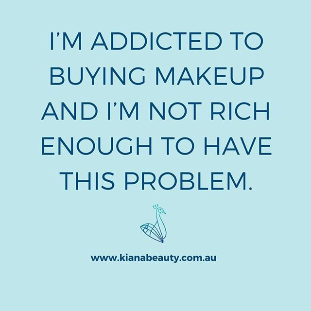 Hands up if you're a makeup addict? Hands up if you need more money to buy more makeup?!? Shop online our makeup range with brands such as Chanel, Estee Lauder, Clinique and Elizabeth Arden, from Australian stockist Kiana Beauty Melbourne. Free delivery over $50.