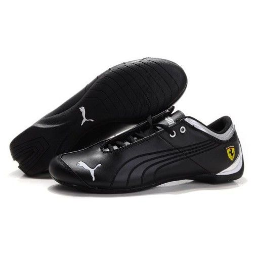 Puma 10th Anniversary Metal Racing Shoes Black