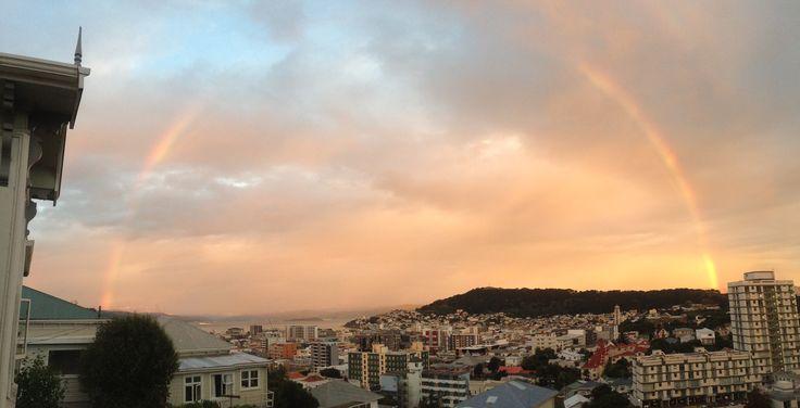 Wellington City, NZ 19/02/17