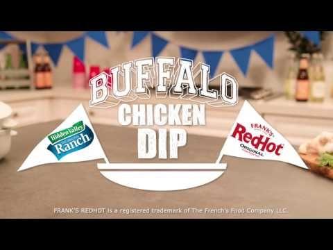 Buffalo Chicken Dip | Hidden Valley®