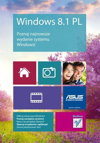 """""""Windows 8.1 PL""""  #helion #ksiazka #windows8.1 #windows #microsoft"""