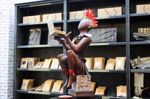 Le Chocolat Alain Ducasse, Paris, France