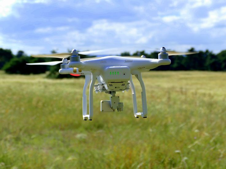 No te quedes sin este increible dron DJI Phantom 4 #Tecnología