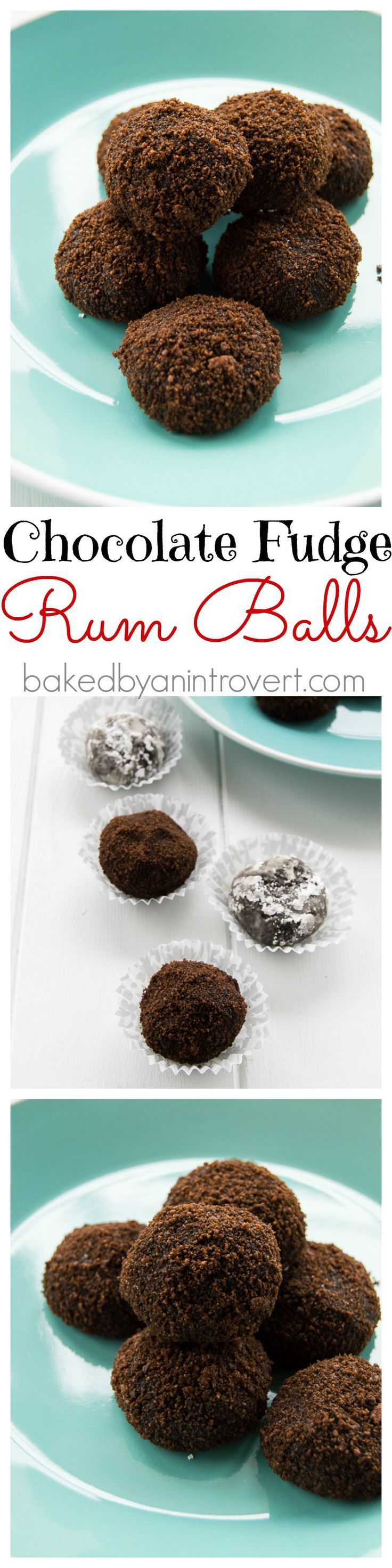 how to make rum balls with cake