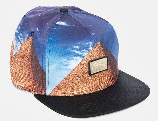 The Gold Standard Strapback Hat By 10 DEEP