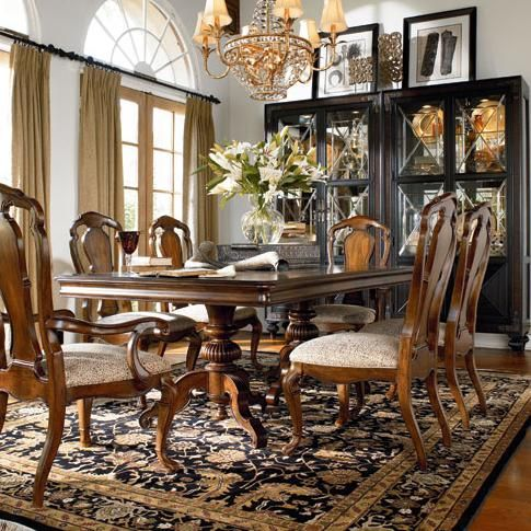 14 Best Diningroom Images On Pinterest  Dining Room Sets Dining Adorable Thomasville Dining Room Chairs Review