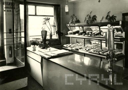 Bufet Mikado przy ul. Piaskowej