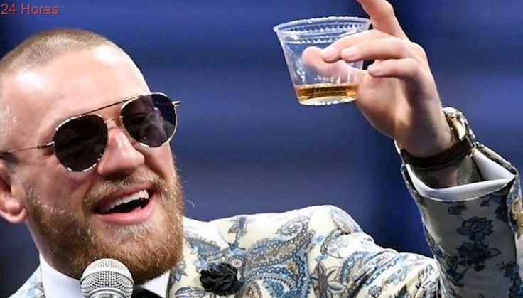 Conor McGregor cobró 147.700 euros por cada golpe recibido en la 'Pelea del Milenio'