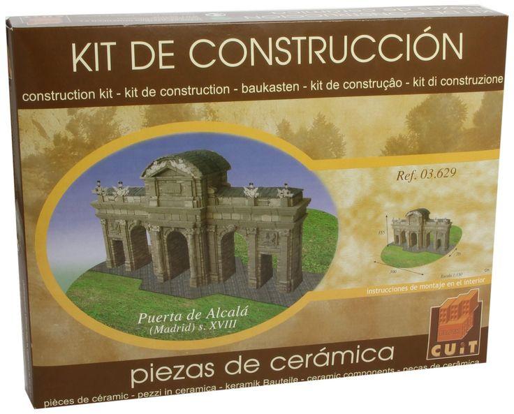 Oferta CUIT 3629- Maqueta piedra La Puerta de Alcalá, IndalChess.com Tienda de juguetes online y juegos de jardin