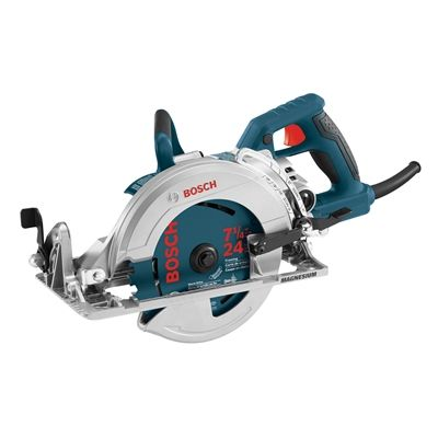 Bosch CSW41 15-Amp 7 1/4-in Worm Drive Corded Circular Saw