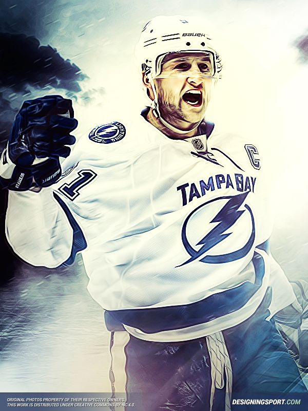 So glad you're staying with the Bolts, Stammer! Stammer Time!! #TBLightning #NHL #hockey