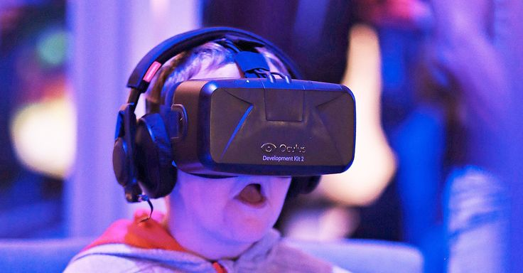 The Oculus Rift is $600, and a lot of grumblers think that's too expensive.