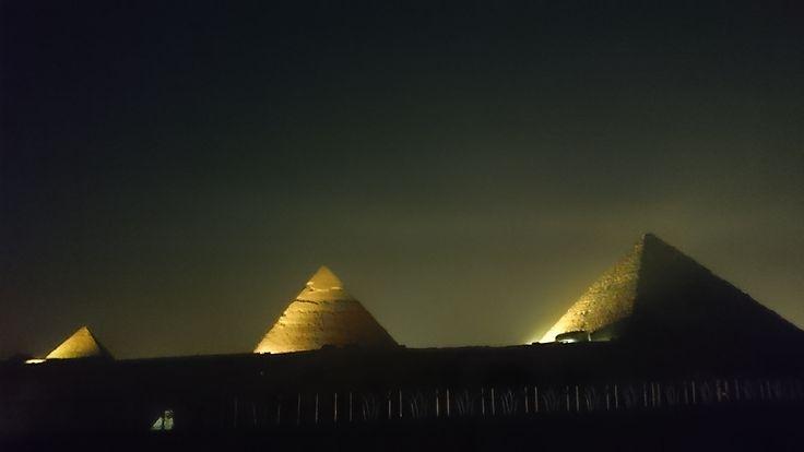 Pyramid@Cairo
