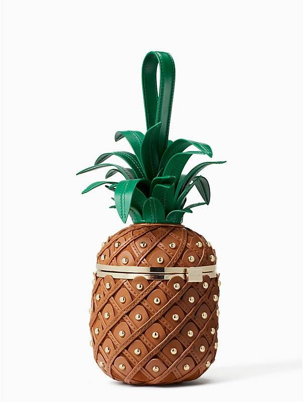 cdaee48c3730 RIP Kate Spade | By the Pool 3D Pineapple, $398.00 | Accessories ...