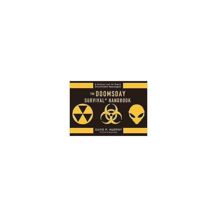 The Doomsday Survival Handbook (Paperback)
