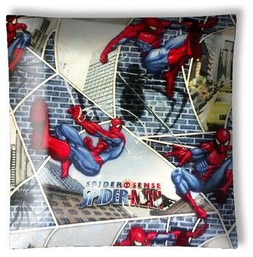 Spiderman Superhero Ceiling Light - Eclectic - Ceiling Lighting - New Image Concepts