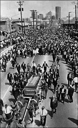 martin luther king jr funeral - Google Search