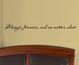Vinyl Wall Art Decor Quote Inspirational Love by DecalsForTheWall, $17.97