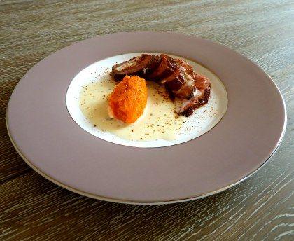 http://www.marmiton.org/recettes/recette_magret-de-canard-au-roquefort-et-puree-de-patates-douces-au-multicuiseur_336669.aspx