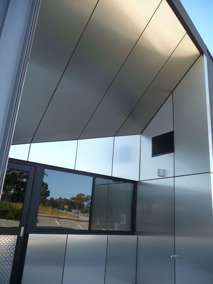 Modern House Exterior Cladding