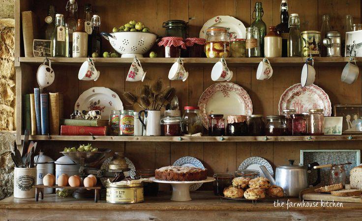 Farmhouse kitchen-Andrew Montgomery