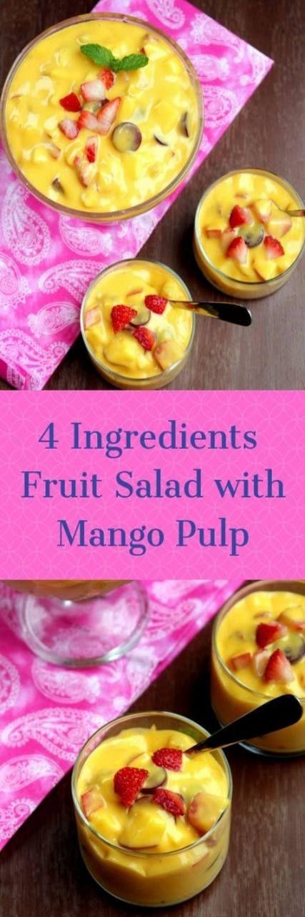 Fruit Salad Recipe Cheap 23 Best Ideas #recipe #fruit # ...