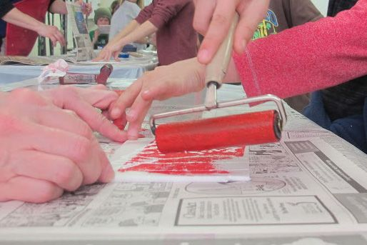 Natural Art!  Join art facilitators from the Winnipeg Art Gallery in an Inuit printmaking workshop. Get first hand experience in the art of printmaking, and craft a beautiful piece to take home.
