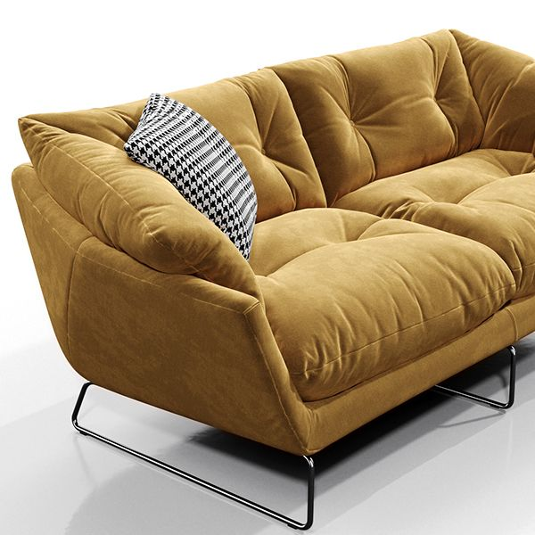 3d Model Saba Italia New York Suite Sofa On Behance Sofa Scandinavian Sofas Unique Sofas