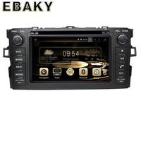 1024*600 Quad Core 16G 7Inch Pure Android 5.1.1 Car Radio for TOYOTA AURIS/ for TOYOTA COROLLA HATCHBACK / for COROLLA 2012-