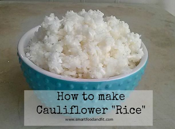 how to make ribs with cauliflower
