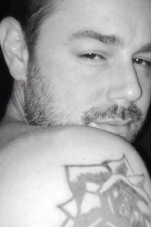 Danny Dyer-The first chav I have ever fell for!