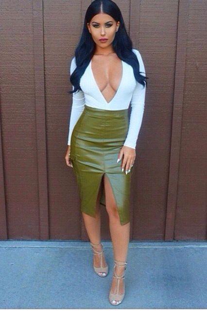 A lá Kim kardashian