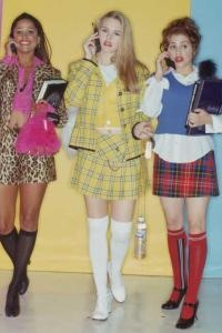 I totally wanted Cher Horowitz's wardrobe when I was in high school.