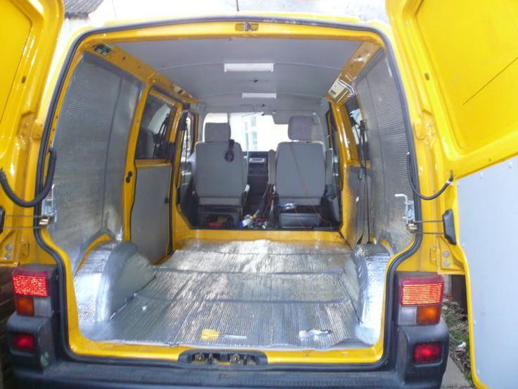 insulate my van « Singletrack Forum - sound insulation