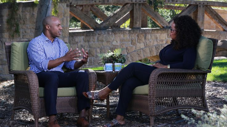 NBA player Jay Williams sat down with Oprah to discuss the injuries that ended his career, and how he sought a new path. He reminds us of the true group of people we need during our hardest times: family: