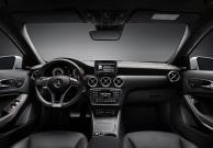 A-Class interior