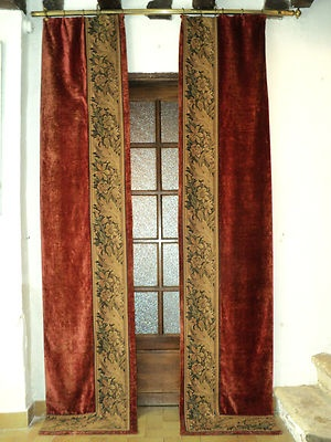 29 Best Portiers Doorway Curtains Images On Pinterest