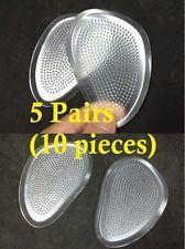 5 Pares X Gel De Silicona Cojines dolor de pies Zapatos de tacón alto talón BOLA Pie Partido Dolor